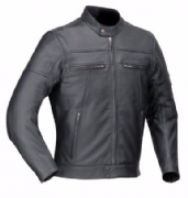 Ixon Copper Rock C-Sizing leather Jacket Black